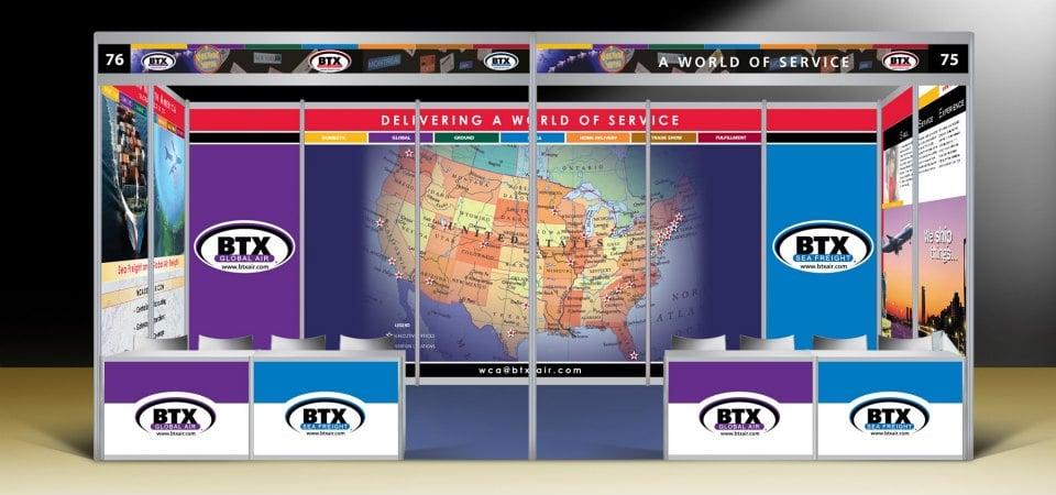 BTX Trade Show Services