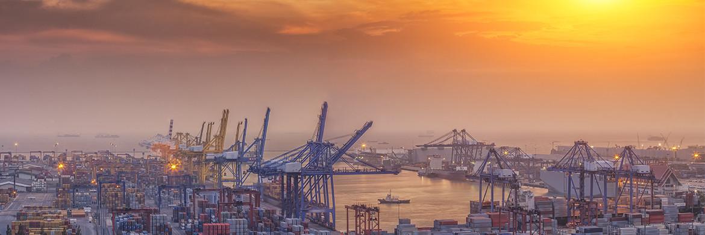 BTX Sea Freight Port