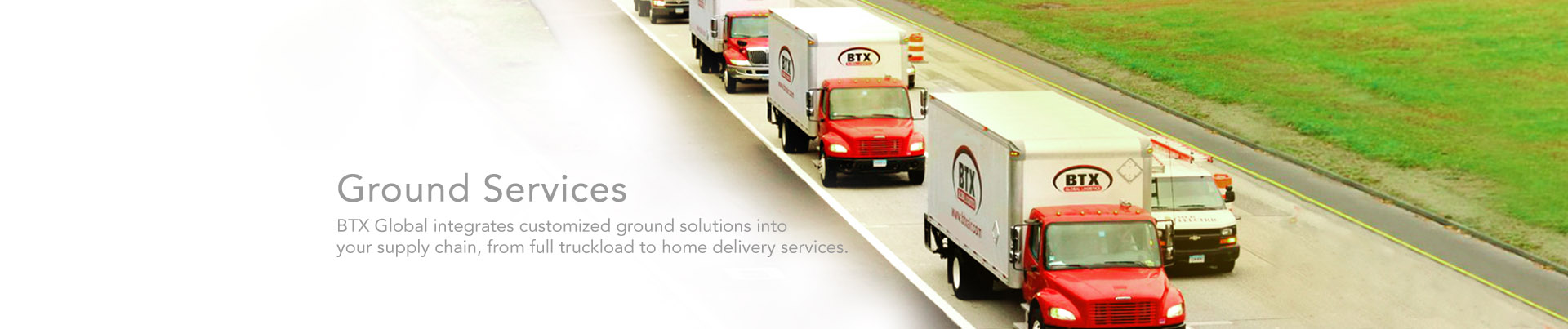 Ground Shipping Services
