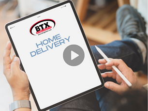 B2B Home Delivery Services